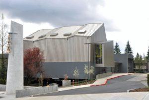 Bellevue First Congregational Church (exterior)