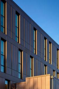 UMass Design Building