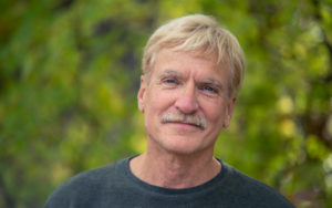 Author Gary Ferguson