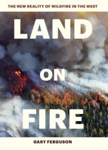 Land on Fire, Book Cover