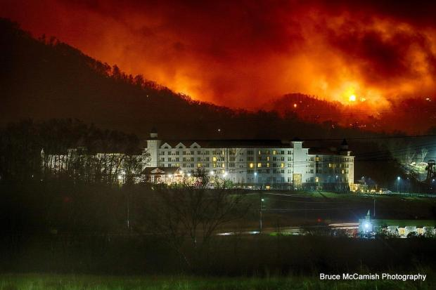 Deadly Gatlinburg fire fueled by \'exceptional\' drought in ...